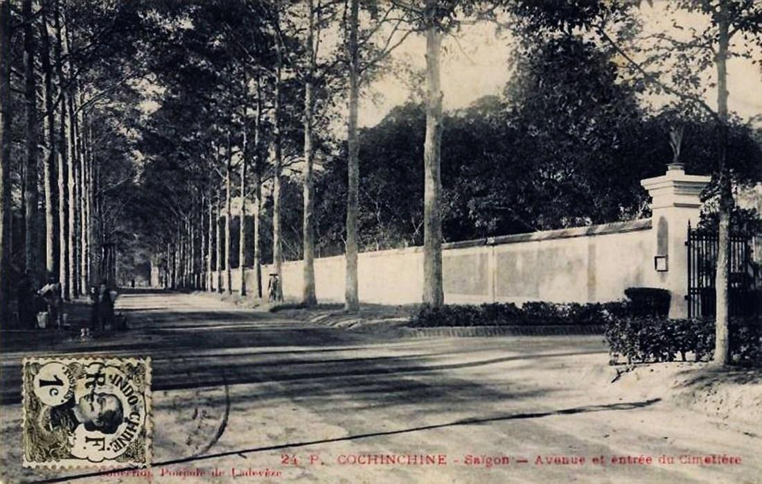 Cimitiere de Massiges - HISTORIC VIETNAM