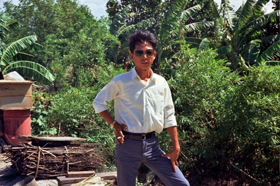 Loat hinh cuc doc ve dam cuoi o Quang Tri nam 1969-Hinh-12