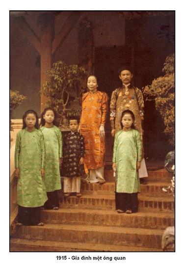 Diễn Ðàn Thế Kỷ: Nguyễn Thị Chân Quỳnh: Áo Dài Xưa Và Nay - Những Ngộ Nhận...