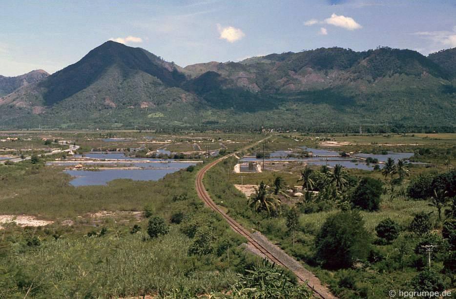 Đường sắt Sài Gὸn - Hà Nội