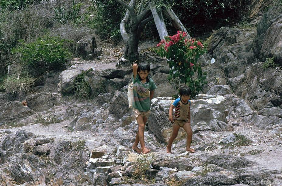 Đἀo Hὸn Miễu: trẻ em