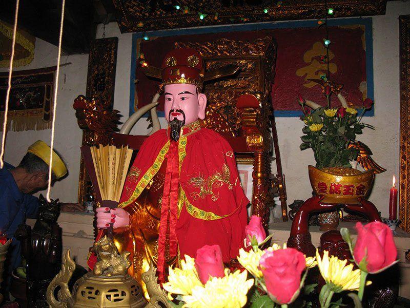 Độc đáo phong tục thờ Thành Hoàng làng của người dân Việt Nam