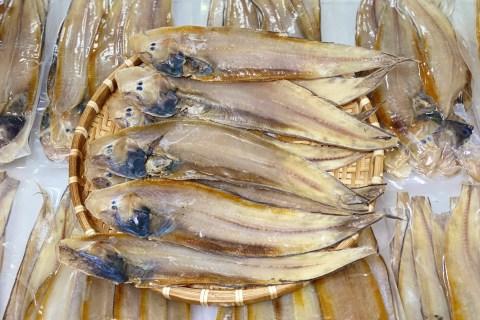 Khô Cá Lưỡi Trâu Biển – Đặc Sản Châu Đốc Trí Vân