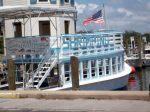 Shrimp boat tour - Biloxi