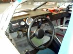 Inside stock car
