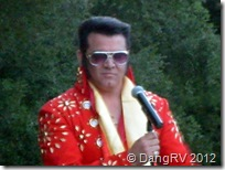 Elvis alive and well