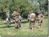 Period military uniforms