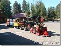 Sunriver mall train