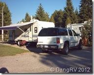 Kit Companion Travel Trailer/SUV