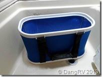 Rectangular Collapsible Wash Bucket