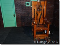 Old Sparky - Texas Prison Museum