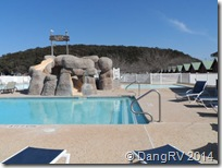 Clubhouse pool - Summit Resort