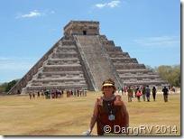 Chichen Itza Pyramid Virtual Geocache