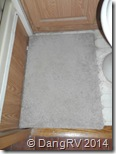 carpet sample bath mat