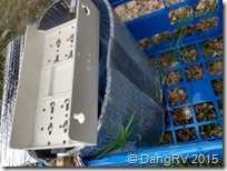 Water Filter Cover and Crate