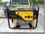 Champion 4500 W Generator