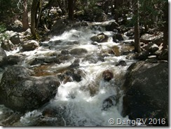 Cooling stream