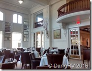 Park Plaza restaurant
