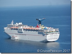 Carnival Imagination ship