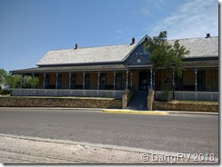 Fort Stockton Annie Riggs Hotel Museum