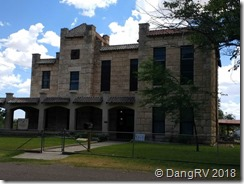 Old Fort Stockton Jail