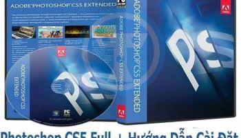 Hướng dẫn khắc phục lỗi 0xc000007b trong Photoshop CS5