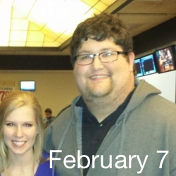 2 Dan Hefferan February 7