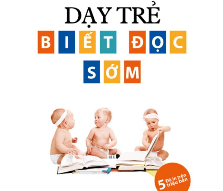 ebook dạy trẻ biết đọc sớm