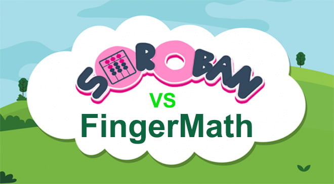 Fingermath hay Soroban?