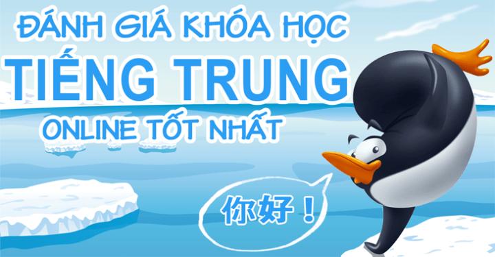 "Top 2 khóa học tiếng Trung Online ""hot"" nhất"
