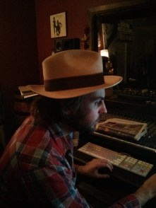 """In his own words """"Let's not be afraid to get twangy with this one."""" Nothing helps get in a twangy mood like a good hillbilly hat. This one will come in handy when Will gives up his career as an engineer to be a dirty bum."""