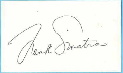 Dan Hughes Autographs/