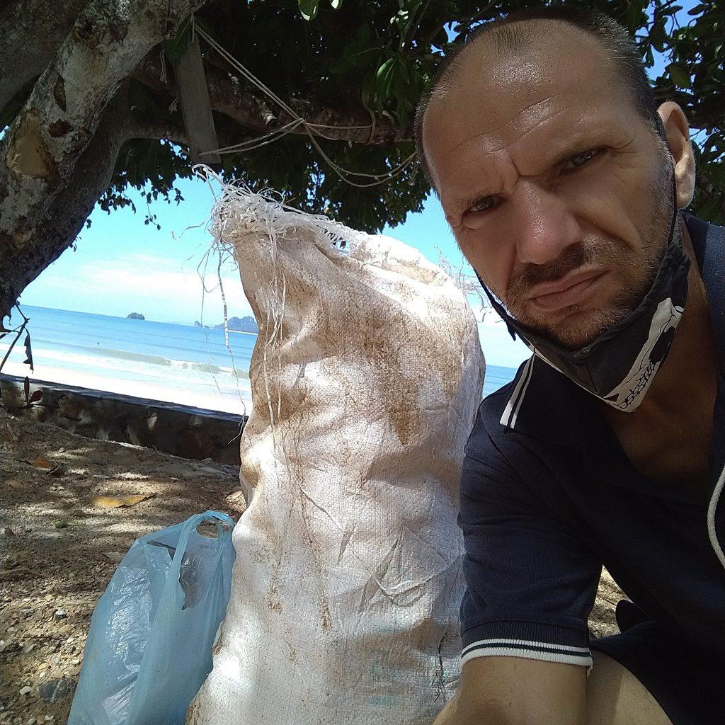 Daniel Beach Cleanup