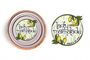 Lesley and Andrea asked the team at Icon Graphics to create simple, whimsical labels for their Christmas gifts: delicious homemade limoncello and lemon marmalade. They had a pretty specific idea about the direction they wanted to go with illustration, but left the rest up to us. I combined hand-lettering and illustration to pull together these labels. They were absolutely thrilled with the result!
