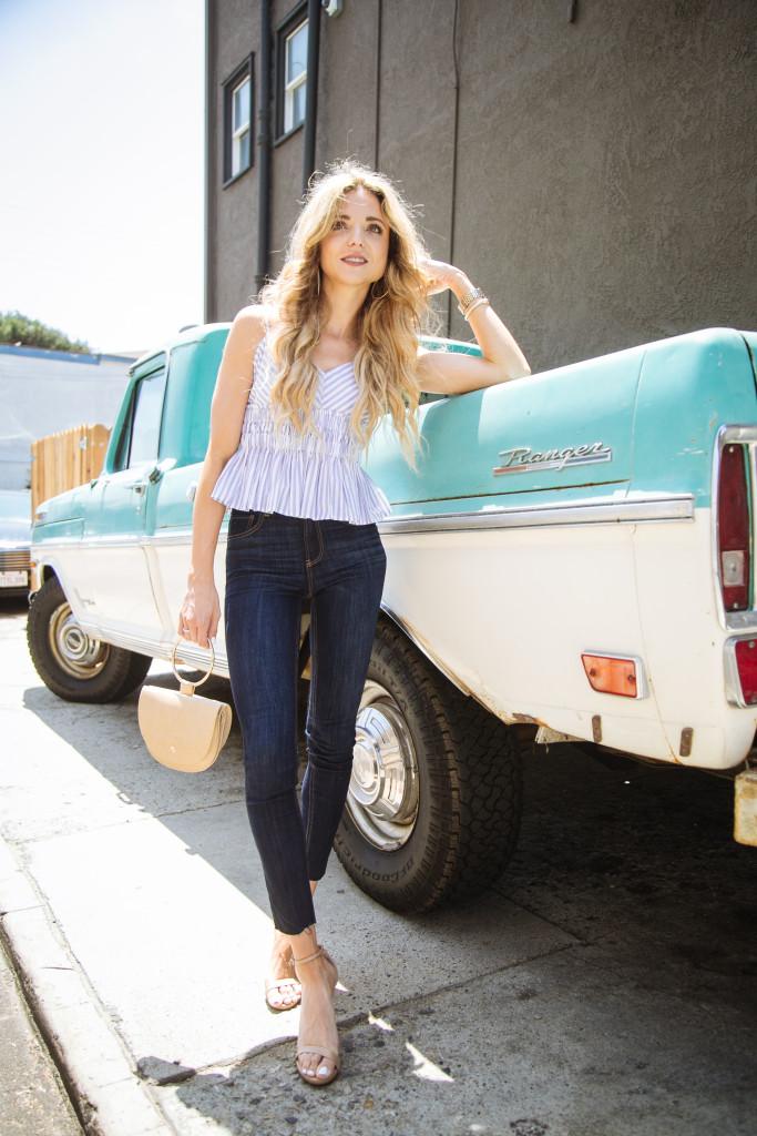 Dani Austin EXPRESS jeans