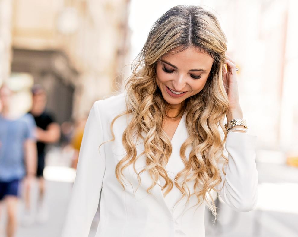 White-blazer-dress