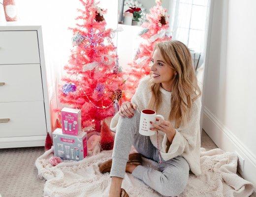 Holiday Pajamas Dani Austin1