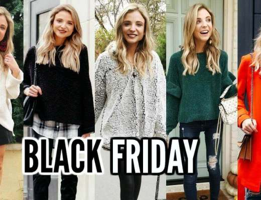 Black Friday 2017 Winter Lookbook
