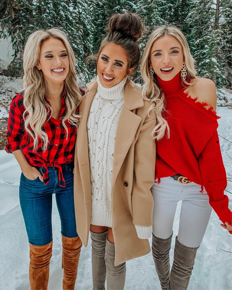 dani austin, dressupbuttercup, champagneandchanel winter outfits