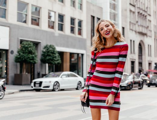 dani austin dallas fashion blogger