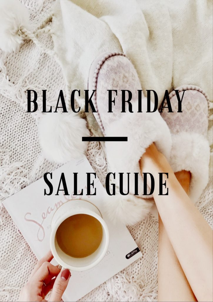 Black Friday Cyber Monday Sales Guide