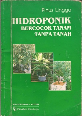 Bercocok Tanam Tanpa Tanah : bercocok, tanam, tanpa, tanah, HYDROPONIC