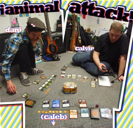 """¡Animal Attack!, """"The Only You Is Double-You"""