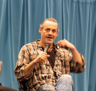 Nicholas Brendon talk at Geekmania Gloucester