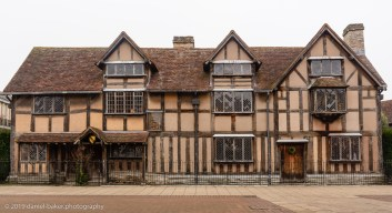 Shakespeare's house Stratford-upon-Avon