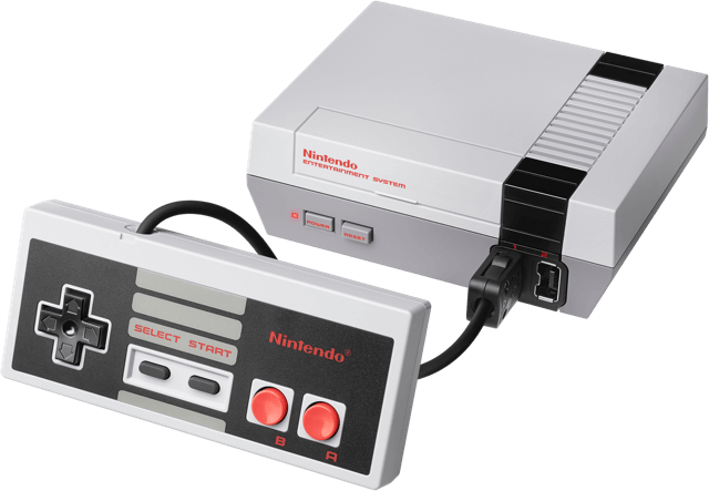 Boycott the NES Scalpers