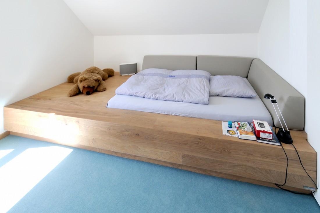 Bett Unter Podest Bett Podest Bilder Stauraum Anleitung Mit Stufen