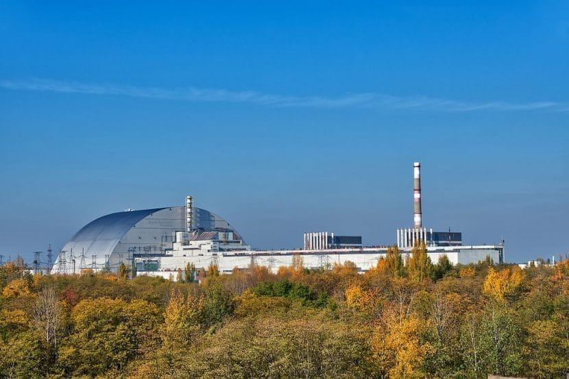 nuclear power plant in chernobyl