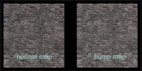Bump VS Normal