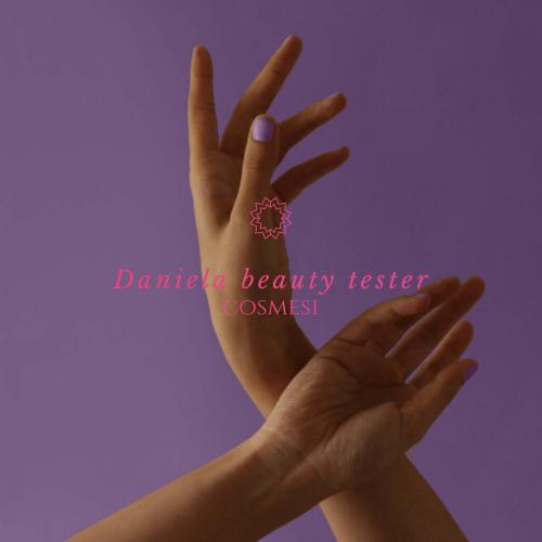 Daniela beauty tester